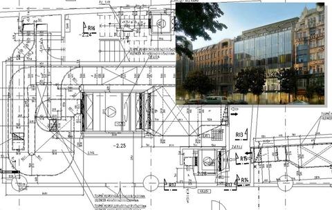 New multifunctional building DIAMANT VN3