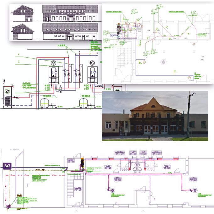 Prestavba administratívnej budovy