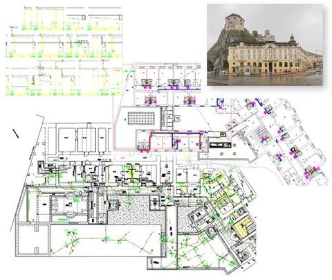 Rekonštrukce a dostavba Hotela