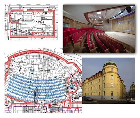 Koncertní sál Pražské konzervatoře